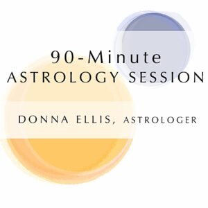 astrology chart session 90 minutes