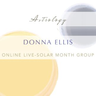 astrology live online meeting transits