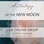 new moon astrology live online group