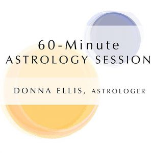60 minute astrology session logo